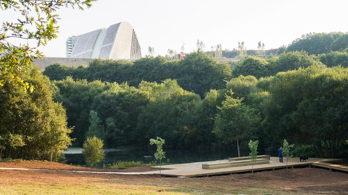 Parque do Lago  Cidade da Cultura