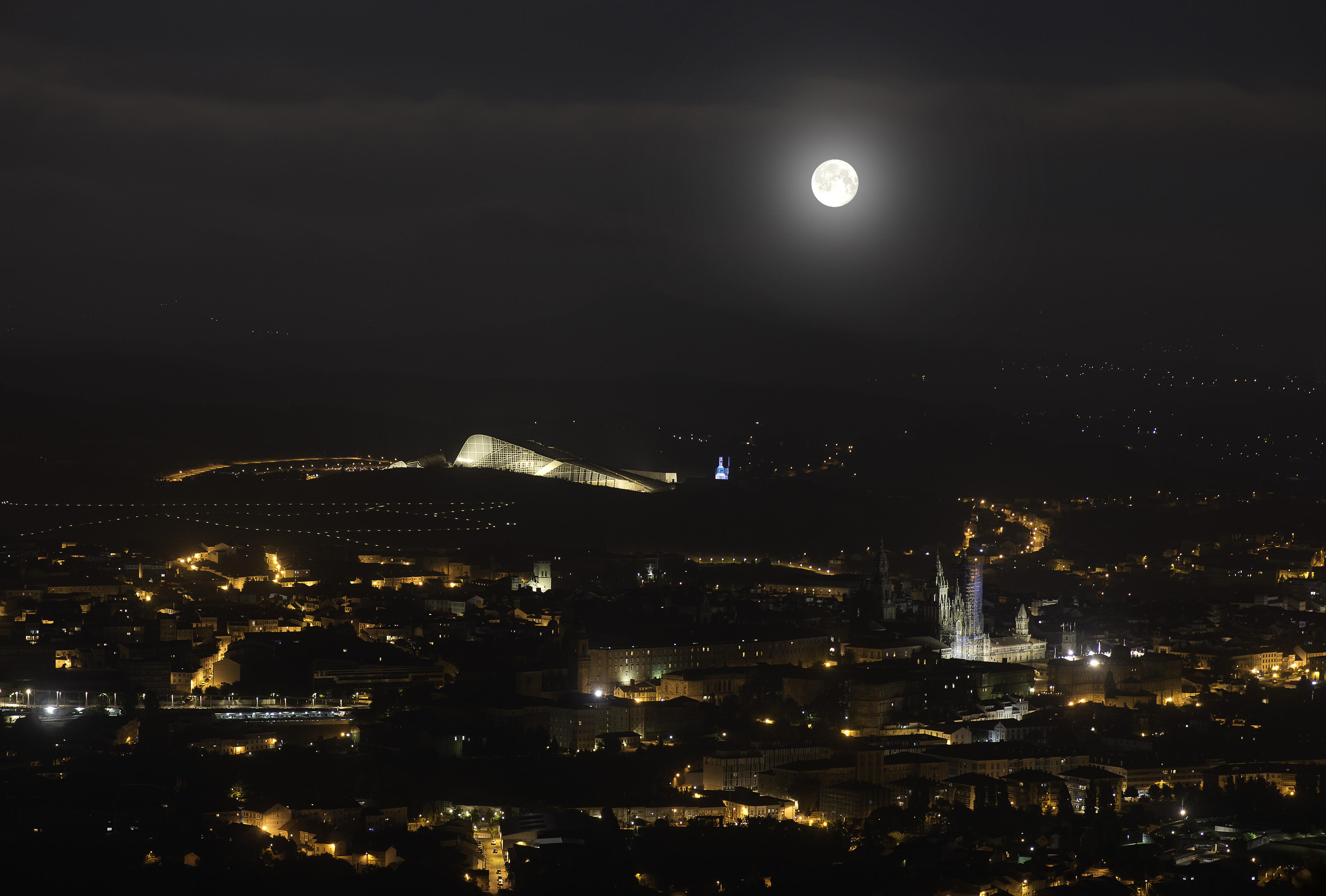 Qué hacer en Santiago de Compostela: visita la Cidade da ...