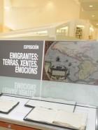 Emigrantes: terras, xentes, emocións