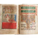 Códice Calixtino, 1/2 s.XII | Tinta sobre pergameo | 31,0 x 28,4 x 6 cm