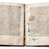 Legenda Maior, s.XIII-XIV | Tinta sobre pergameo | 15,0 x 11,0 x 2,5 cm