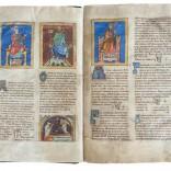 Tombo A, cc. 1130-1140 | Tinta sobre pergameo | 49,4 x 35,4 x 3,7 cm