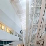 Museo Centro Gaiás - Hall