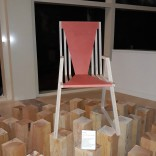 Cadeira de terraza apilable. CIFP Politécnico de Lugo