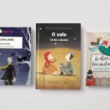 Ilustración editorial para albumes ilustrados, libros de texto, portadas etc.