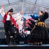Festival Folclórico de Serán'01 (Fotos: Manuel G. Vicente)
