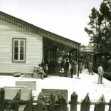 Antiga Estación de Cornes