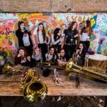 A Balkan Paradise Orchesta actuará no Gaiás durante a YAMsession