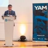 Inauguración YAMsession (Fotografía: Manuel G. Vicente)