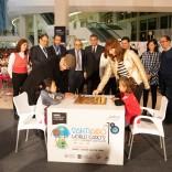 Mundial Xadrez Cadete na Cidade da Cultura (Fotos: Óscar Corral)