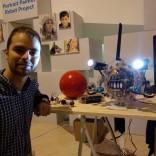 El proyecto RobLav, premiado na Maker Faire Galicia 2018