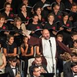 'En concerto con Carmina Burana' no ciclo Viraxes. Foto: Manuel G. Vicente