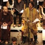 En concerto con Carmina Burana (Foto: J. Alberto Solla)