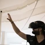 Os adeuses, en realidade virtual (Óscar Corral)