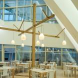 Cafetería do Museo Centro Gaiás