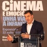 Cinema e emocións. Unha viaxe á infancia. Foto: Manuel G. Vicente