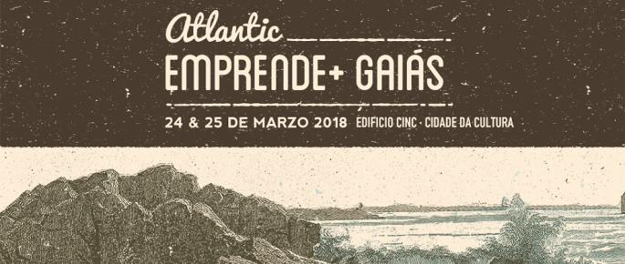 Atlantic Emprende + Gaiás