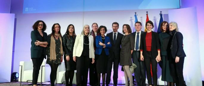 A Cidade da Cultura acolle a xornada Lider-A para impulsar a igualdade no Día Internacional da Muller