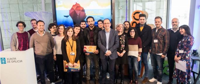 Premios CreaGaiás. Foto: Óscar Corral