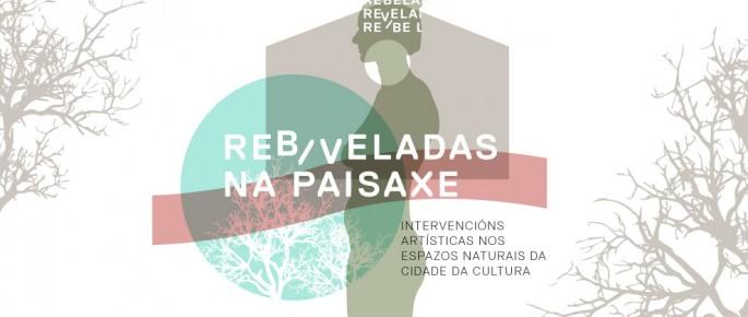 Bota a andar 'Reb/veladas na paisaxe', un ciclo de intervencións artísticas nos espazos verdes do Gaiás