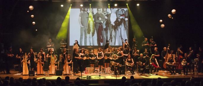 SondeSeu, Orquestra Folk de Galicia