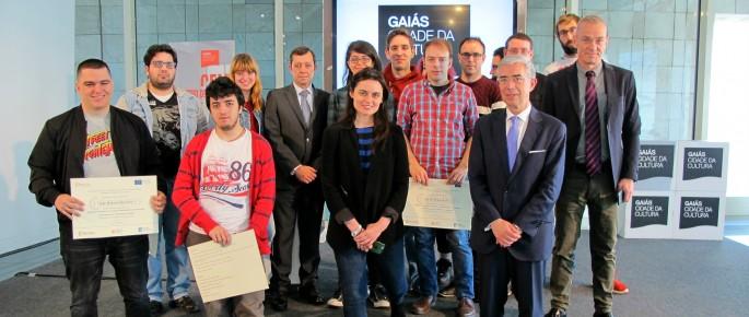 O Centro de Emprendemento do Gaiás apoia a formación de mozos e mozas en creación de videoxogos