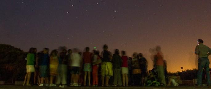 Visitas Astronómicas. Fotos: Manuel G. Vicente