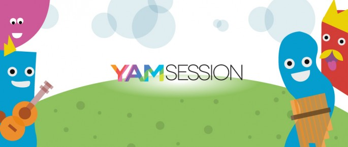 YAMsession 2018 na Cidade da Cultura
