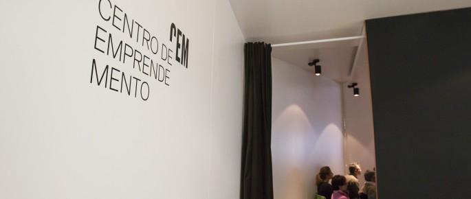 Centro de Emprendemento do Gaiás (Foto: Óscar Corral)