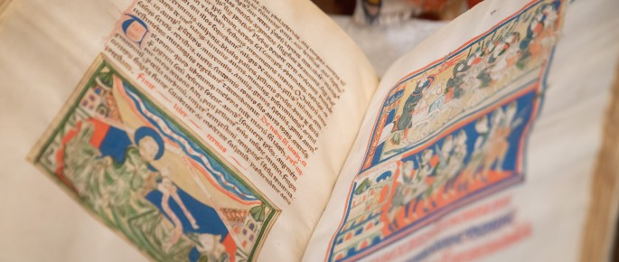 Códice Calixtino do Vaticano (Óscar Corral)