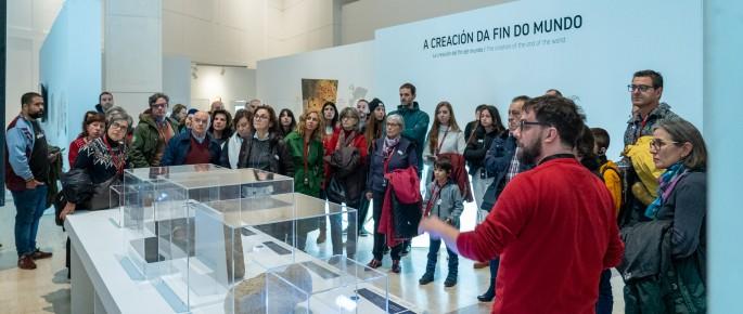 Galicia, un relato no mundo (Manuel G. Vicente)