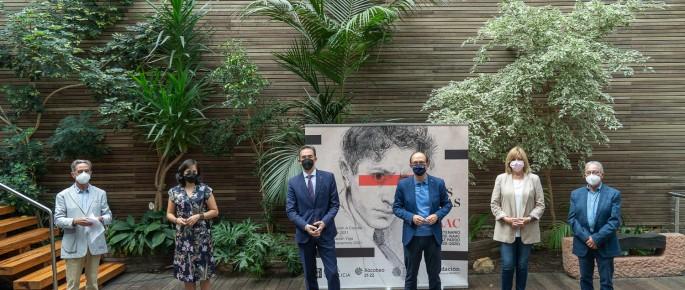 Presentación de 'As miradas de Isaac' en Vigo