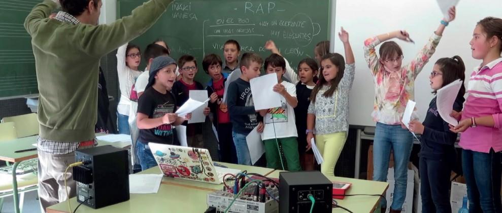 Obradoiro de rap